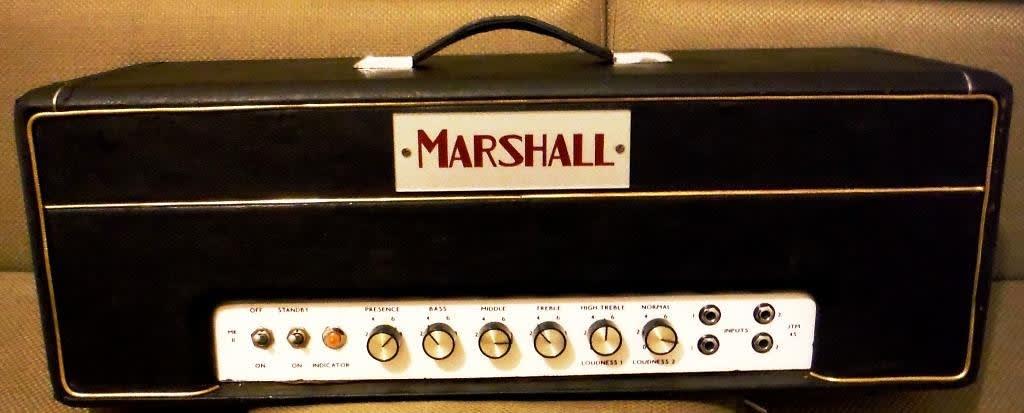 Marshall jtm 45 dating