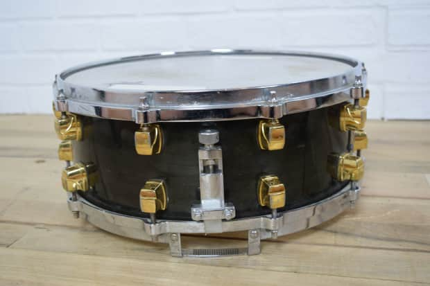 yamaha maple custom 14x5 5 snare drum near awesome used snare reverb. Black Bedroom Furniture Sets. Home Design Ideas