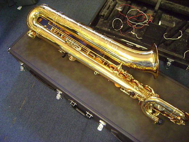 Yamaha Ybs  Baritone Sax