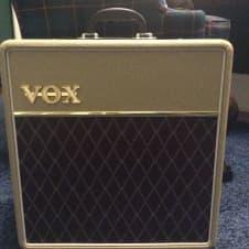 Vox AC4 1-12 2016 Limited Edition Vintage Bronco Tolex image