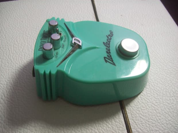 danelectro dan electro french toast guitar fx pedal reverb. Black Bedroom Furniture Sets. Home Design Ideas