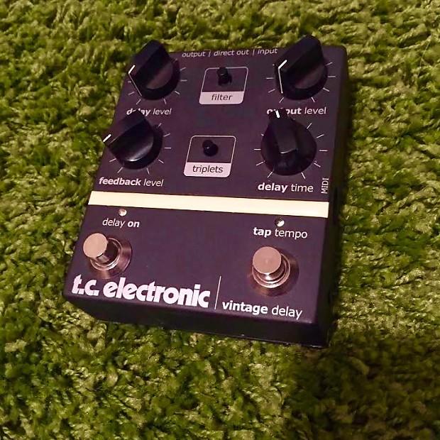 Tc Electronic Vintage Delay 45