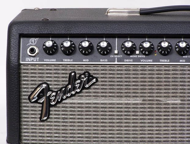 fender stage 100 solid state guitar amp head 100watts 8 ohms reverb. Black Bedroom Furniture Sets. Home Design Ideas
