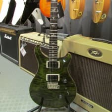 Paul Reed Smith Custom 24 Jade with Hardshell Case and Accessories* image