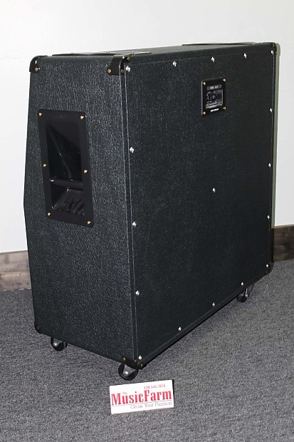 marshall 1960a 300w 4x12 angled speaker cabinet g12t 75 reverb. Black Bedroom Furniture Sets. Home Design Ideas