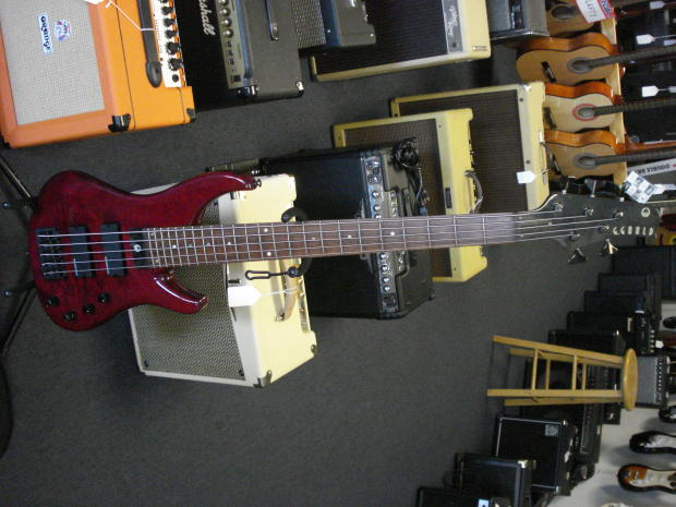 g gould ggi5 5 string bass with bag ggi5 reverb. Black Bedroom Furniture Sets. Home Design Ideas