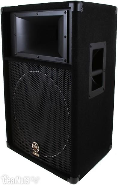 Yamaha club v series s115v 1000w 15 passive speaker reverb for Yamaha club subwoofer