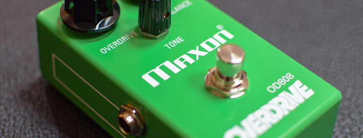 Using Pedals to Shape High–Gain Amp Tones