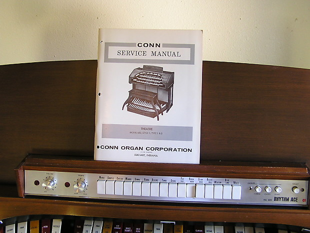 Garys Auto Service >> Conn 650 3 manual solid state theatre organ with ext. | Reverb
