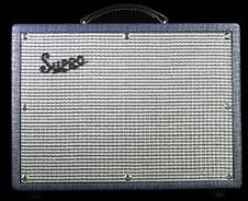Used Supro 1622RT Tremo-Verb Combo Amplifier image