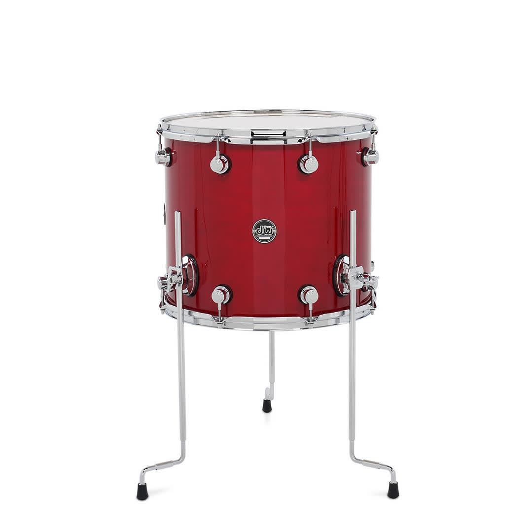 dw drpl1416lt 14 x 16 performance series floor tom in