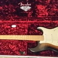 <p>2006 Fender American Deluxe Stratocaster 60th anniversary</p>  for sale