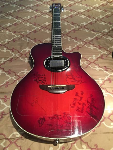 yamaha apx 500 acoustic electric guitar for bachata reverb. Black Bedroom Furniture Sets. Home Design Ideas