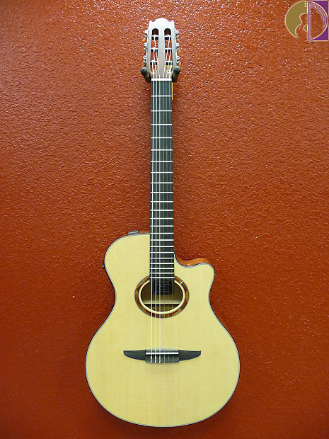 yamaha ntx700 thinline acoustic electric classical guitar reverb. Black Bedroom Furniture Sets. Home Design Ideas