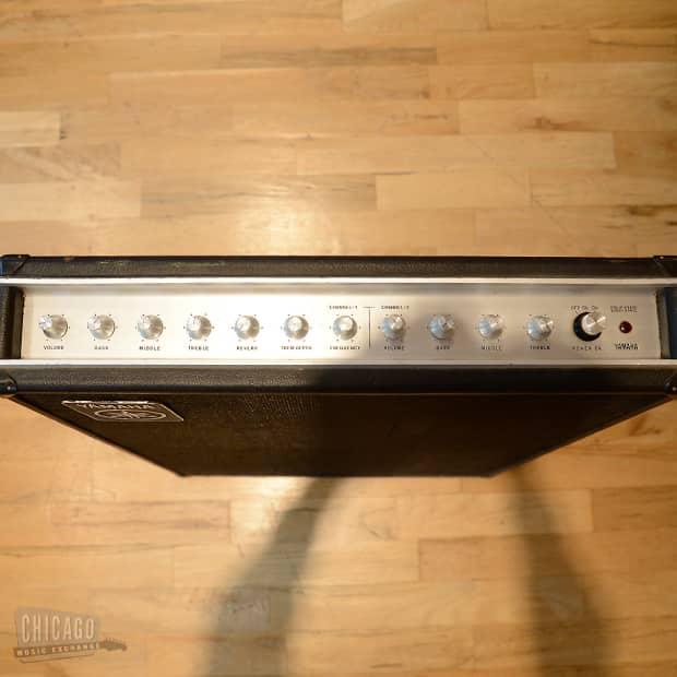 Yamaha ta 60 guitar amplifier 1970s reverb for Yamaha thr10x specs