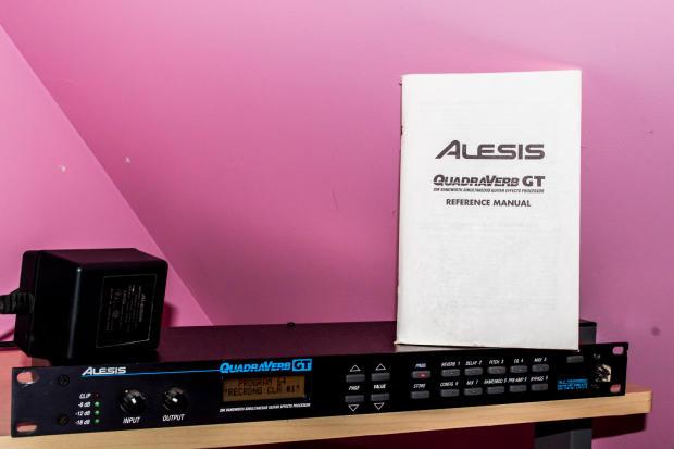 Alesis quadraverb 2 manual