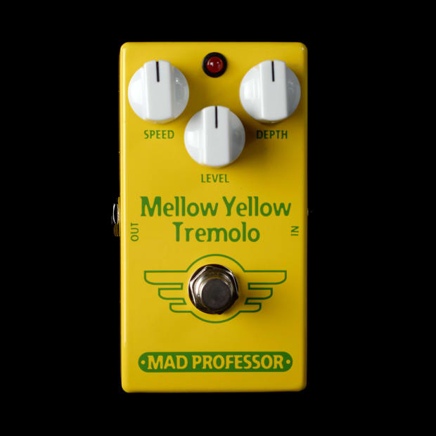 Mad professor mellow yellow tremolo cb reverb - Mellow yellow boutique ...