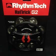 RhythmTech RT7420 Hat Trick G2 Single Row, Nickel Jingles image