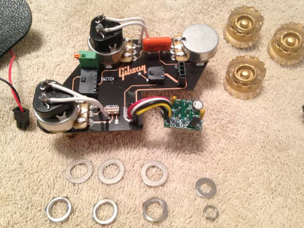 les paul wiring harness coil tap image 3