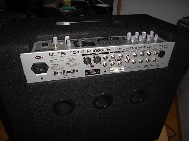Behringer K3000FX ULTRATONE