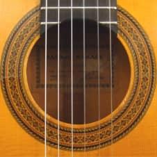 Sakazo Nakade Flamenco Guitar 1969 image
