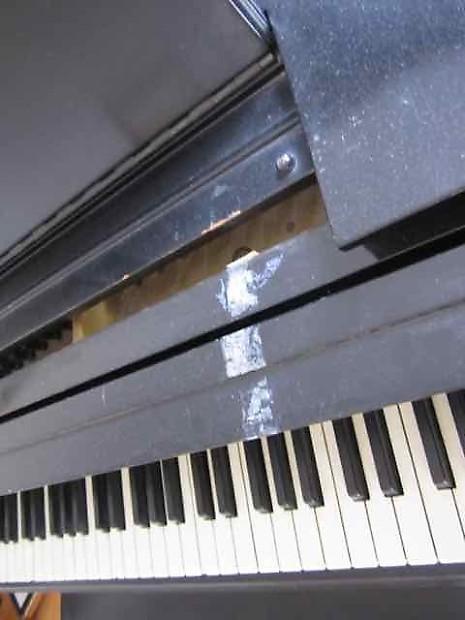 Kimball Whitney Baby Grand Piano 1904 Ebony Reverb