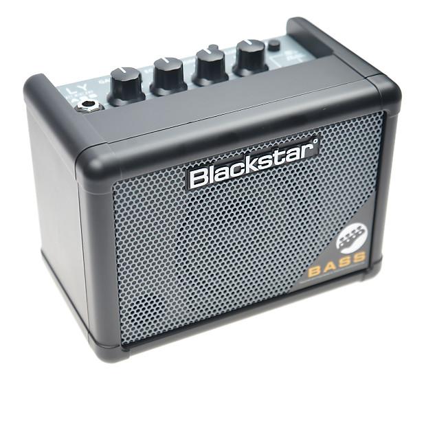 blackstar fly 3 battery powered bass amp reverb. Black Bedroom Furniture Sets. Home Design Ideas