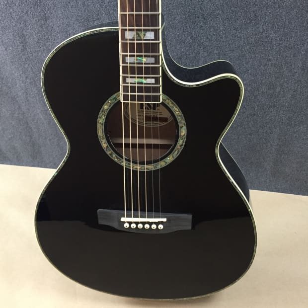 ltd ac 10e x tone by esp acoustic electric guitar active reverb. Black Bedroom Furniture Sets. Home Design Ideas