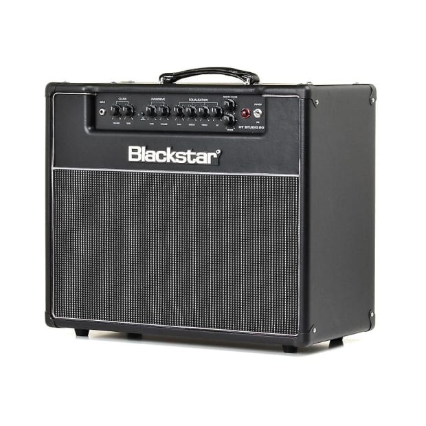 blackstar ht studio 20 combo guitar amplifier reverb. Black Bedroom Furniture Sets. Home Design Ideas