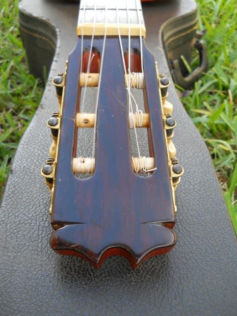 Vintage conde hermanos guitars