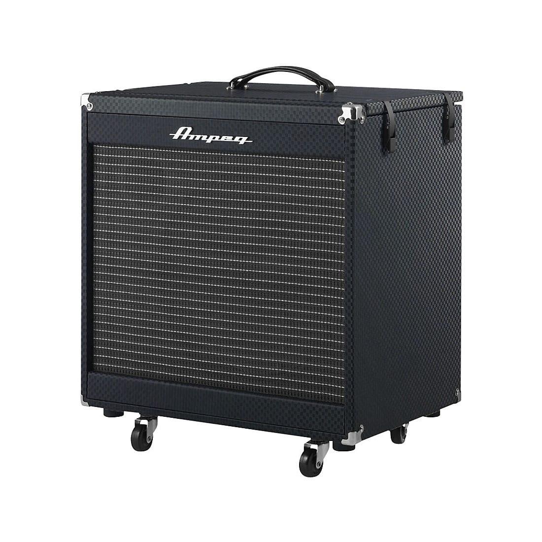 ampeg portaflex pf210he bass cabinet 450 watts 2x10 reverb. Black Bedroom Furniture Sets. Home Design Ideas