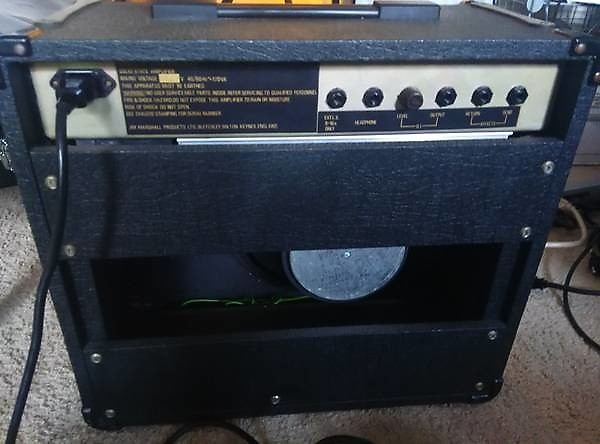 vintage marshall 75 reverb guitar amp combo reverb. Black Bedroom Furniture Sets. Home Design Ideas
