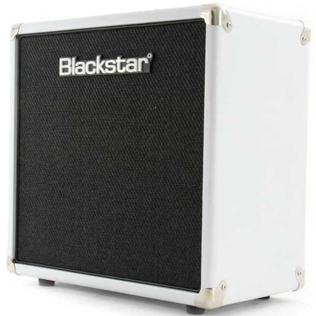 blackstar ht 112w white 1x12 extension speaker cabinet reverb. Black Bedroom Furniture Sets. Home Design Ideas