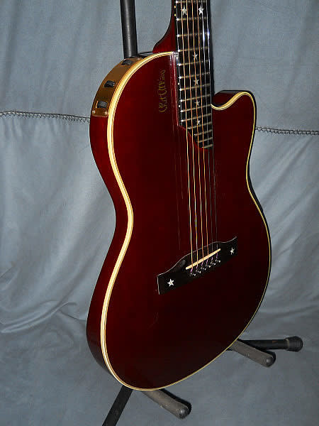 Gibson Auto Sales >> Reduced 1993 Gibson Chet Atkins SST Solidbody Acoustic ...