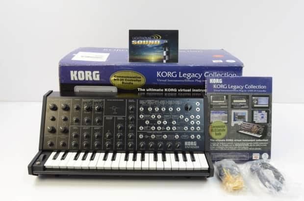 Korg Legacy Cell manual