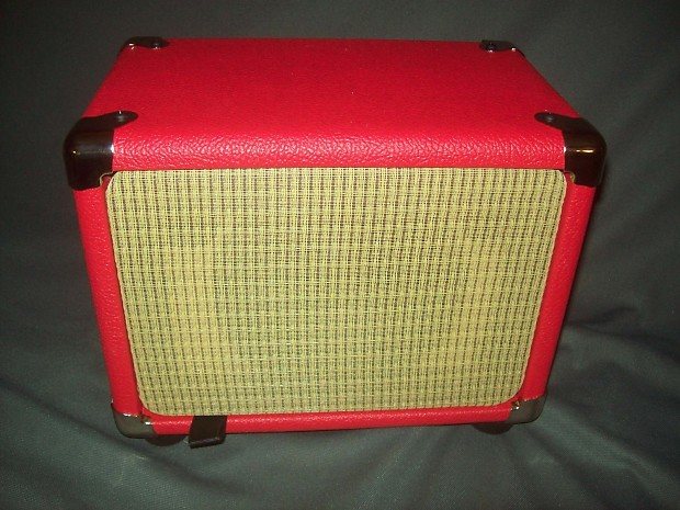 Speaker Ohm Matching To Amp : Earcandy mini guitar amp speaker cab cabinet to match