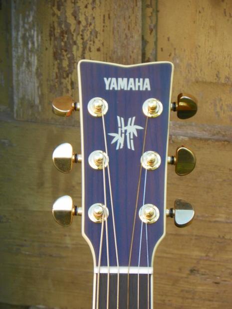 Yamaha Fgb Guitar