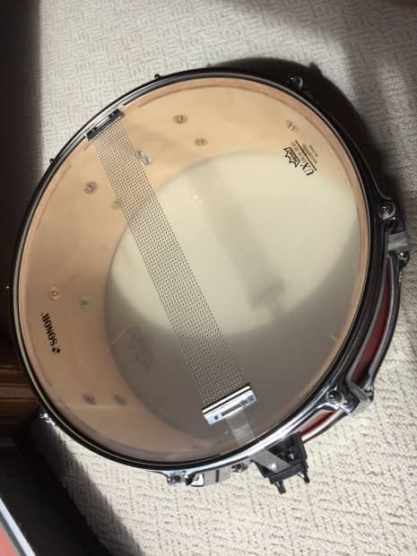 Sonor Force 2005 Birch Snare Drum-with Drum Bag | Reverb