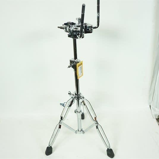 used dw double tom stand 3000 drum hardware reverb. Black Bedroom Furniture Sets. Home Design Ideas