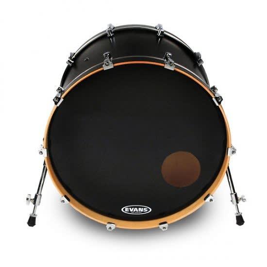 18 evans non level 360 eq3 side ported resonant bass drum reverb. Black Bedroom Furniture Sets. Home Design Ideas