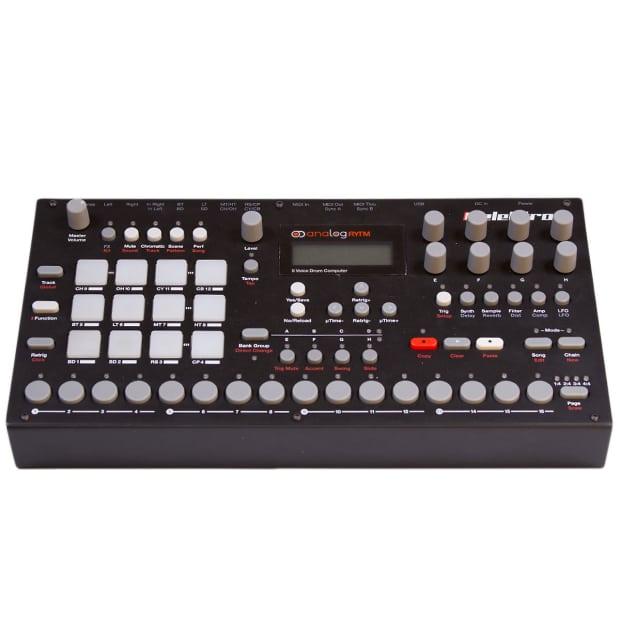 elektron analog rytm drum machine reverb. Black Bedroom Furniture Sets. Home Design Ideas