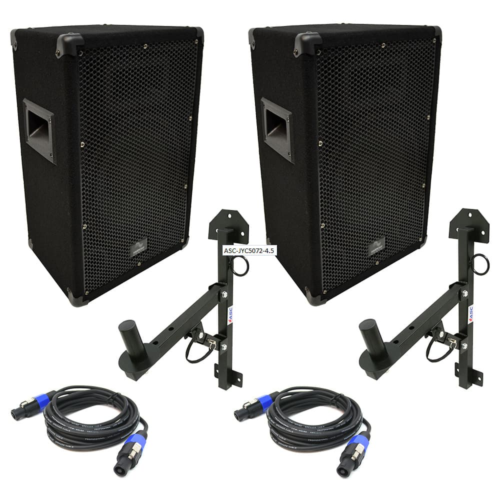 Harmony Audio Ha V10p Dj 10 Quot Passive 300w Pa Speaker