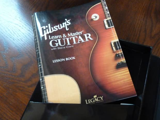 Legacy Learning Systems Gibson's Learn & Master Guitar