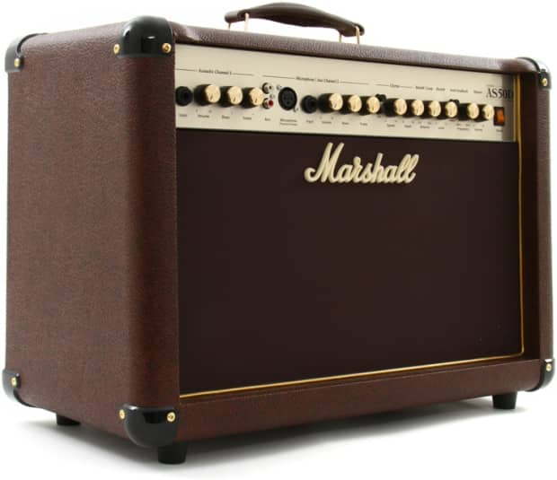 marshall as50d acoustic amp 2016 reverb. Black Bedroom Furniture Sets. Home Design Ideas