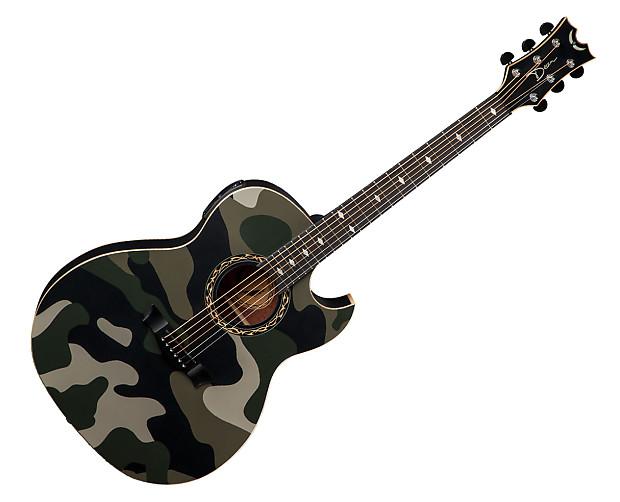 dean guitars exhibition a e w aphex 6 string reverb. Black Bedroom Furniture Sets. Home Design Ideas