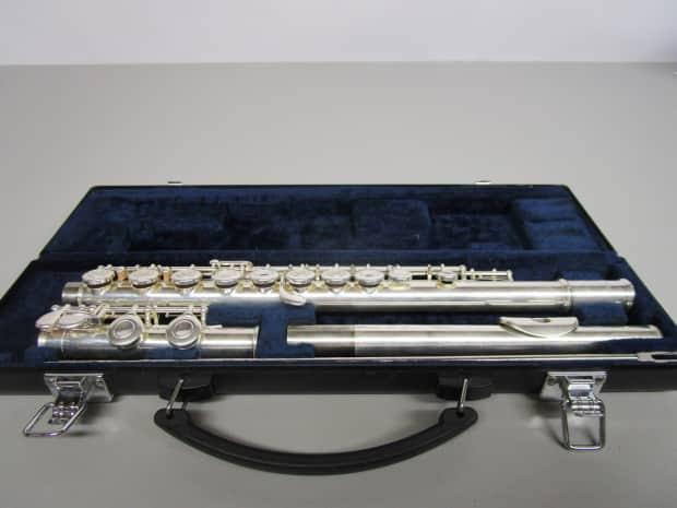 Yamaha yfl 281 open hole flute reverb for Yamaha yfl 221 student flute