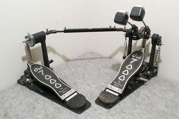 dw drums 7000 series double kick drum pedal reverb. Black Bedroom Furniture Sets. Home Design Ideas