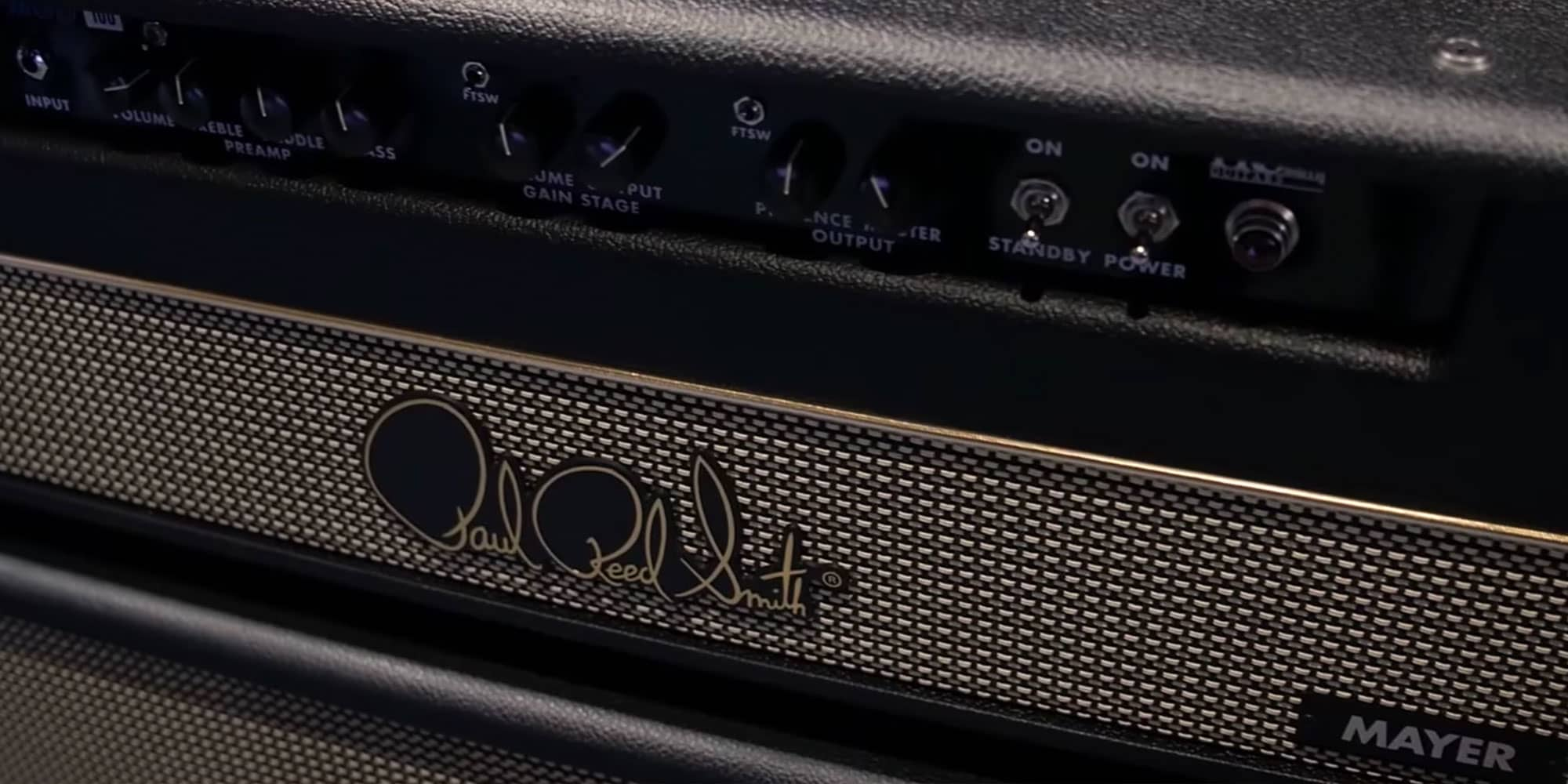 Prisma pro interior plat series amp tech series - Paul Reed Smith Unveiled A New Signature Amp For John Mayer At Namm This Year The J Mod 100 As Mr Reed Explains This Amp Was Designed In Collaboration