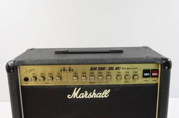 marshall dsl 401 jcm2000 guitar combo amplifier dsl401 reverb. Black Bedroom Furniture Sets. Home Design Ideas