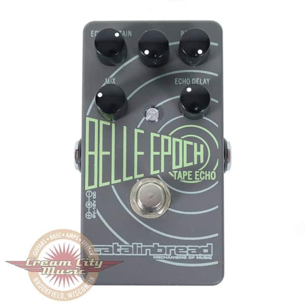 Belle Epoch Pedal : used catalinbread belle epoch tape echo guitar effects pedal reverb ~ Russianpoet.info Haus und Dekorationen